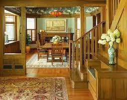 craftsman home interior design popular craftsman interior or other stair railings decoration