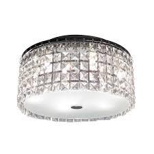 3 light flush mount ceiling light fixtures bazz glam cobalt flush mount ceiling light lowe s canada
