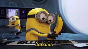 Minions Banana Meme - minion banana gif on imgur