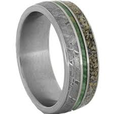 sol silicone wedding ring for men with high quality