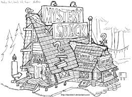 11 images of gideon gravity falls coloring pages mabel pines