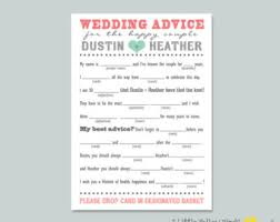 wedding advice cards etsy your place to buy and sell all things handmade