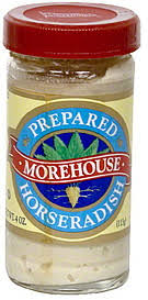 what is prepared horseradish morehouse prepared horseradish 4 0 oz nutrition information shopwell