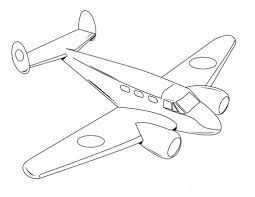 airplane coloring pages fablesfromthefriends com