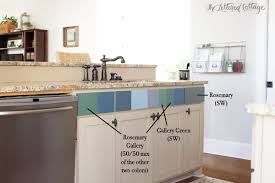 rosemary gallery kitchen island color the lettered cottage