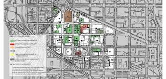 Gwu Floor Plans 2007 Foggy Bottom Campus Plan The Gw Neighborhood The George
