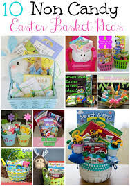 best easter basket 10 non candy easter basket ideas