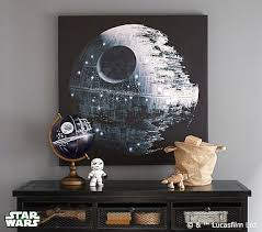 Death Star Rug Star Wars Tm Death Star Tm Led Artwork Death Star Star And