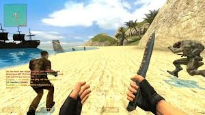 Show Me A Map Of The Caribbean by Counter Strike Source Zombie Escape Mod Online Gameplay On Pirates