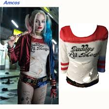 online get cheap harley quinn original costume aliexpress com