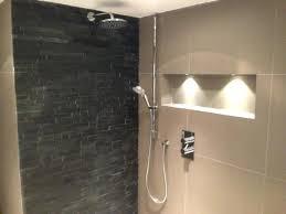 recessed bathroom shelvinglive the inset shower shelf lighting