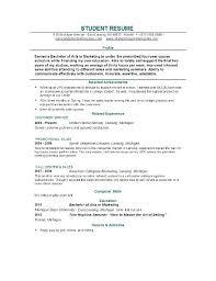 nursing student resume nursing student resume cliffordsphotography