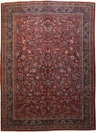 tappeti orientali torino tappeto antico mashad saber 490x365 cm simorgh tappeti orientali