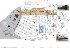 Potomac Mills Mall Map Fredericksburg Va Four Mile Fork Center Retail Space For Lease
