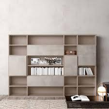 Modern Wall Units For Books Aj Interioz Products