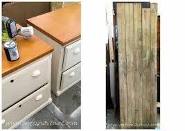 Barn Door Cabinets 2 File Cabinets Barn Door Office Desk Hometalk