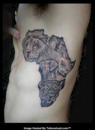 Map Tattoo African Tattoos And Designs Page 62