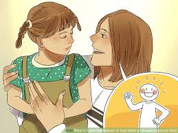 Color Blindness In Child How To Build Self Esteem In Your Blind Or Visually Impaired Child