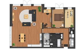 top view floor plan plan symbols colorful top view images basic collection simple