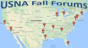 Arizona Spring Training Map by Us Naval Academy Admissions Forums Admissions Usna