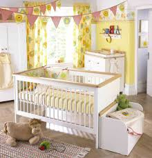 Yellow Nursery Curtains Bedroom Room Ba Nursery Curtain Design In Current Stylish