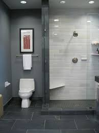 grey and white bathroom tile ideas le carrelage metro en 40 idées déco tile ideas bathroom tiling