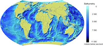 Sea World Map Recent Advances In Deep Sea Natural Products Natural Product