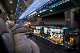 hummer limousine with pool chicago preferred car inc wedding chicago limousine service