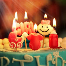 birthday candles happy birthday candles toothpick cake candles party decor