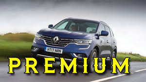 watch now new renault koleos 2017 review youtube