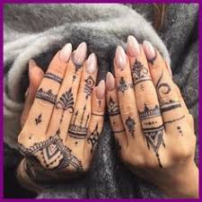 40 awesome finger tattoos for and finger designs