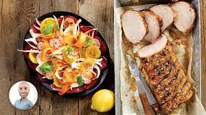 recette de cuisine cubaine longe de porc barbecue à la cubaine de stefano faita iga recettes