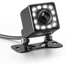 gadgets definition amazon com led backup camera car rear view camera waterproof high