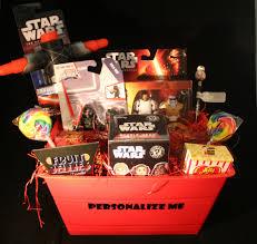 wars gift basket wars personalized gift basket