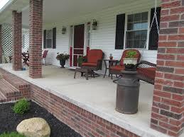 ll farm farmhouse porch