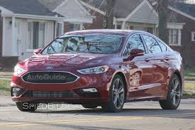 ford fusion 2017 ford fusion fully revealed in latest spy photos