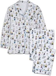 snoopy classic peanuts pajamas at the vermont country store