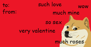 Doge Meme Tumblr - 33 valentine s gif cards that are perfect for your tumblr sweetheart