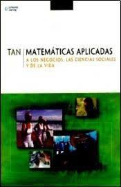 imagenes matematicas aplicadas matematicas aplicadas a los negocios soo tang tan libros