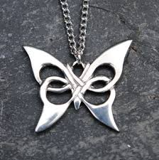 necklace butterfly pendant images Celtic butterfly pendant necklace p15 jpg
