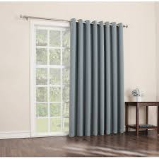 Patio Door Thermal Blackout Curtain Panel Archaicawful Patio Door Thermal Blackout Curtain Panel Images