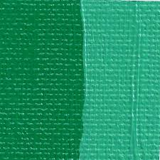chrome green oil paint natural pigments