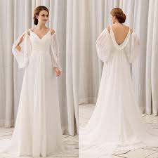 wedding dress covers flowing dress a line spaghetti straps ruched chiffon sweep