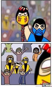 mortal kombat by doomy meme center