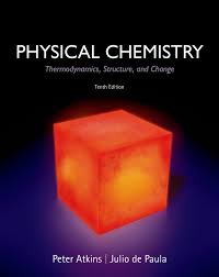 physical chemistry thermodynamics structure and change amazon
