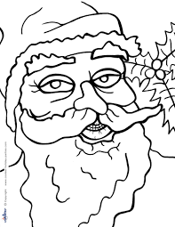 christmas coloring pages horse christmas horse colouring pages