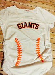 sf giants baseball maternity tee san francisco giants plus