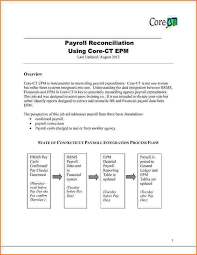 Payroll Reconciliation Excel Template 8 Payroll Reconciliation Template Simple Salary Slip