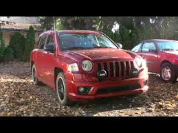 2008 jeep compass limited reviews my 2008 jeep compass rallye 4x4 warming up
