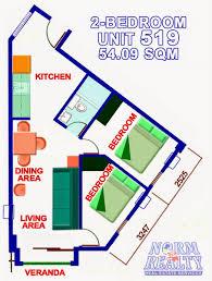 Tara Floor Plan by Normrealty Tara Residences Tandang Sora Condo 5 Move In Studio